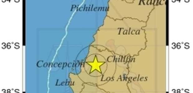 Sismo de 5 grados afectó a tres regiones del país