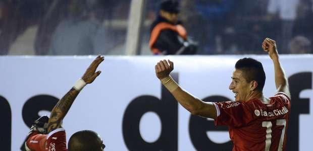 Sudamericana: Independiente vence 1-0 a Olimpia