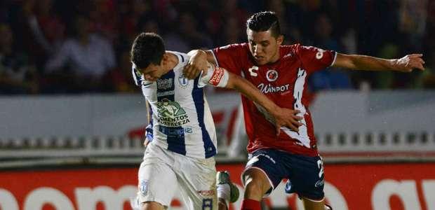 Pachuca sorprende y gana a Veracruz en jornada 11 de Liga MX