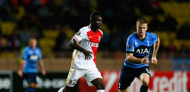 Tottenham sai na frente, mas cede empate ao Mônaco no fim