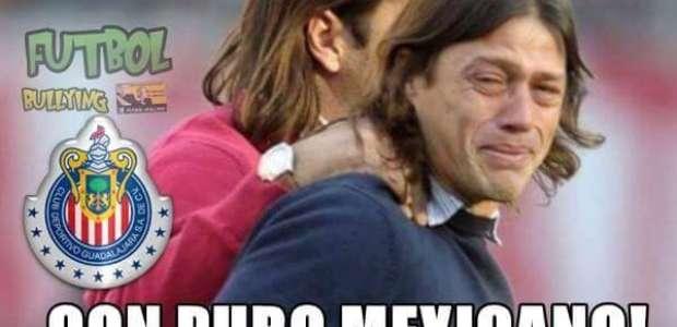 Memes para todos en el Pumas-Chivas