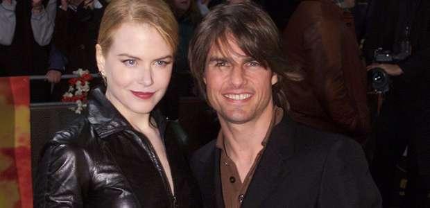 El gran ausente en la boda de hija de Cruise y Nicole Kidman