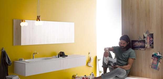 Tres consejos para decorar un cuarto de baño masculino
