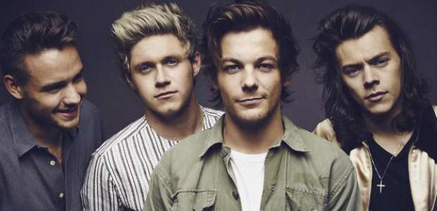 One Direction presentó el nombre de su nuevo single
