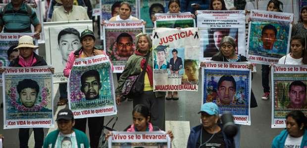 México pide ayuda a FBI y NASA para resolver caso Ayotzinapa
