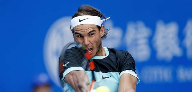 Rafael Nadal obtiene pase a final en China