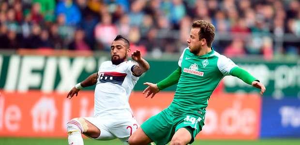 """Vidal: """"No me gusta hablar mucho de mi rodilla"""""""