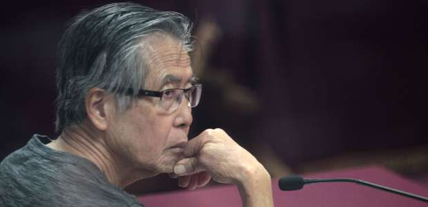 Fujimori seguirá preso: rechazan otra vez pedido de libertad