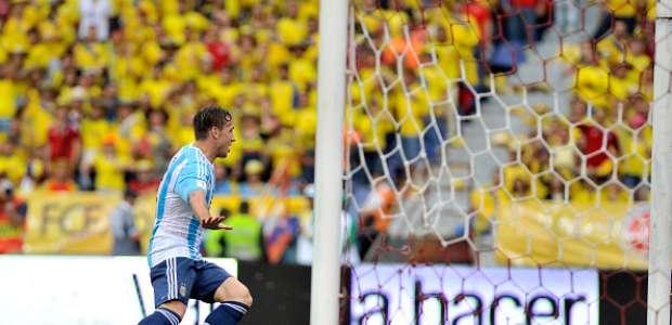Una victoria para renacer: ganó Argentina frente a Colombia
