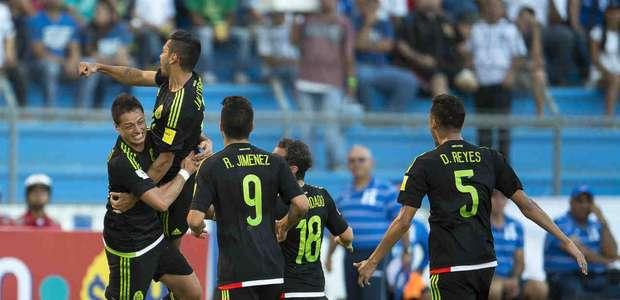 México derrota a Honduras con golazos de