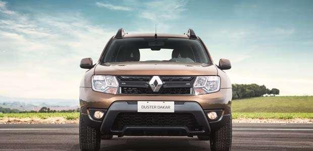 Renault Duster Dakar tem preço inicial de R$ 71.480