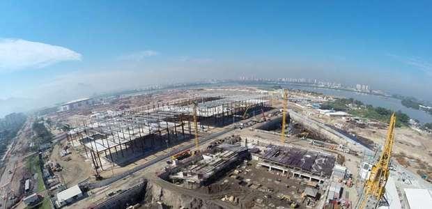 Obras olímpicas podem ser alvos da Operação Lava Jato