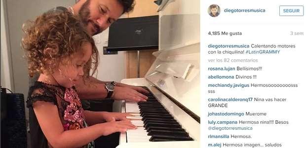 Las mejores fotos de Diego Torres en Instagram