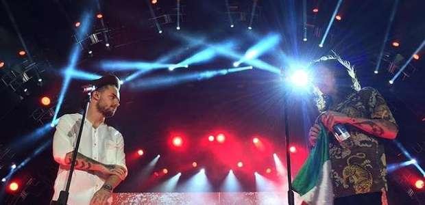 One Direction desata frenesí de miles de fans en el Foro Sol