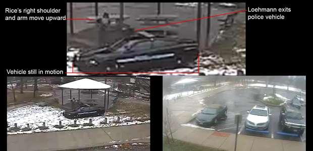Ohio: Difunden análisis de video de joven abatido por agente