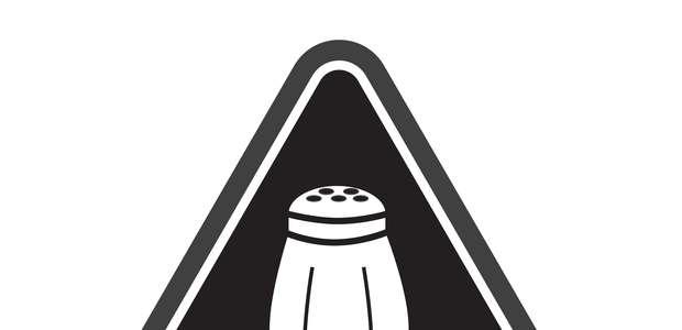 Restaurantes de NY anuncian nivel de sal en alimentos
