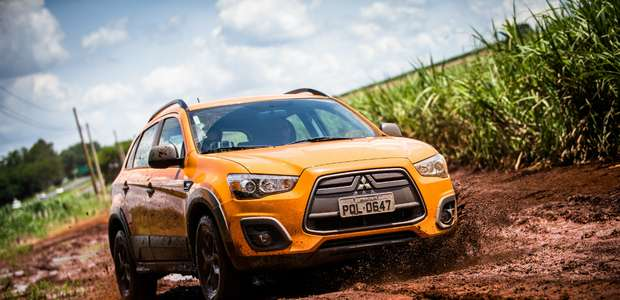 Mitsubishi ASX Outdoor 4×4 chega por R$ 97.990; confira ...