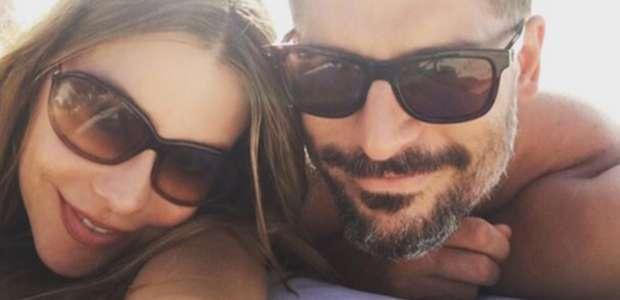 Sofía Vergara y Joe Manganiello: luna de miel socializada