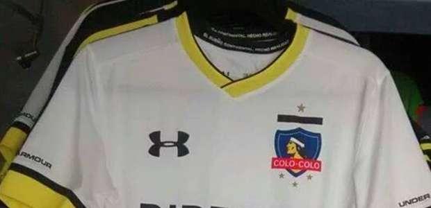 Así sería la nueva camiseta de Colo Colo para el 2016