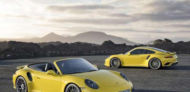 Se lanza el Porsche 911 Turbo S 2017, con mejoras mecánicas