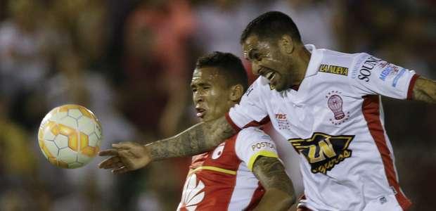 Santa Fe-Huracán definen la final de Copa Sudamericana