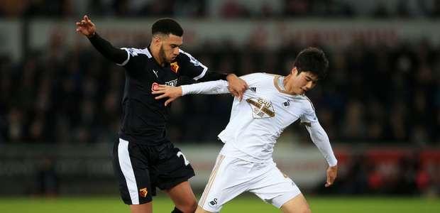 Swansea sale del descenso tras derrotar a Watford