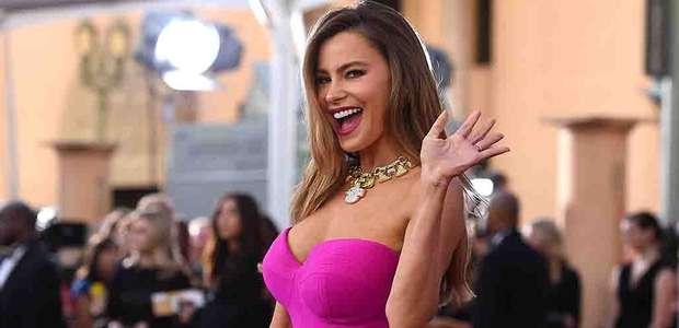 Sofía Vergara pretende reducirse sus senos de 'stripper'
