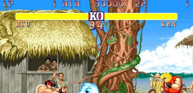 Videojuego Street Fighter 2 cumplió 25 años