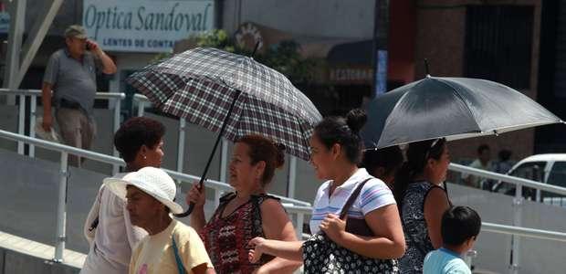Sensación de calor en Lima alcanzará 36 grados a fin de mes