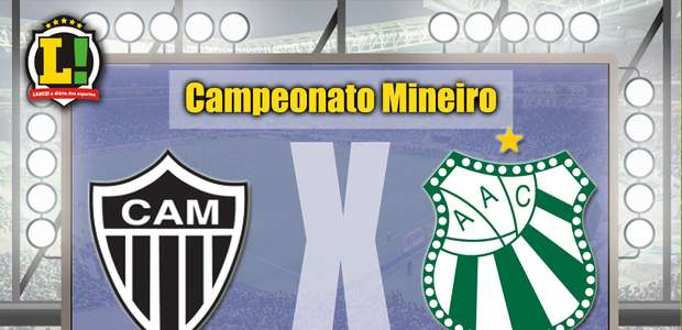 Com 'espírito de Libertadores', Galo enfrenta a Caldense