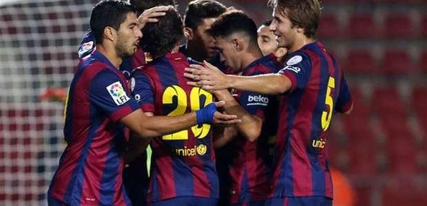 ¿A qué hora juega Barcelona vs Celta de Vigo?