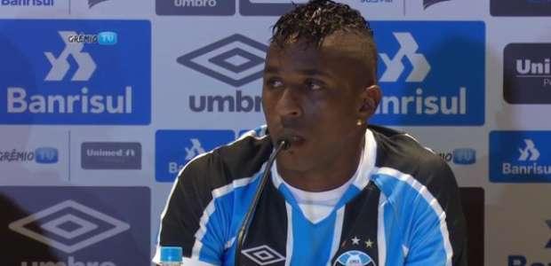 Aplaudido por sócios do Grêmio, Bolaños fala em 'maior ...