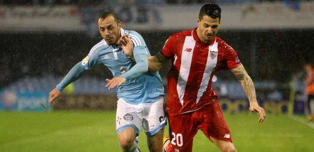 Sevilla segura Celta e decidirá Copa do Rei com Barcelona