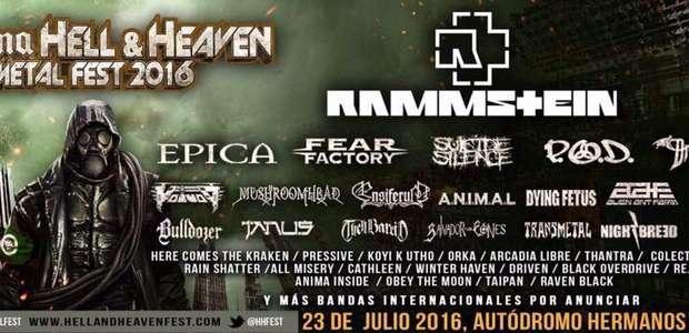 Hell and Heaven anuncia más bandas a su Lineup