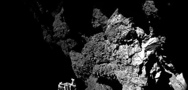 ESA perde esperança de recuperar contato com sonda em cometa