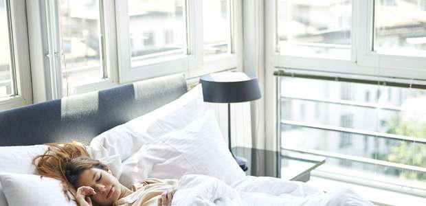 Entre más pesen tus cobijas, mejor dormirás