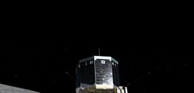 Agência espacial europeia dá adeus a sonda que pousou no ...