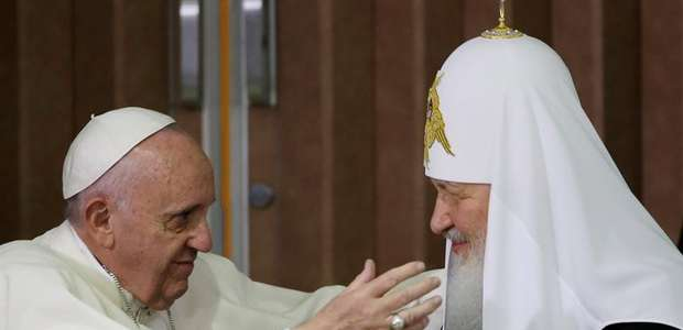 ¿Por qué católicos y ortodoxos llevan enemistados 1000 años?