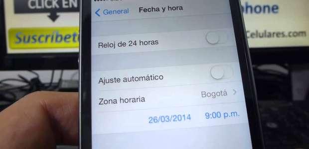No se te ocurra poner esta fecha en tu Iphone