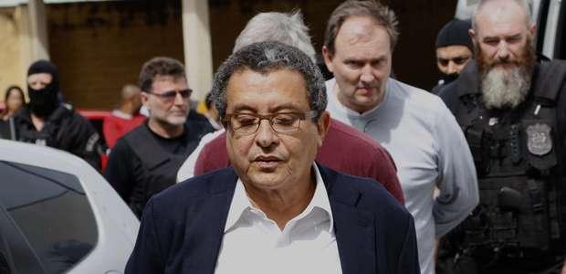 João Santana é internado para retirada de tumor no estômago