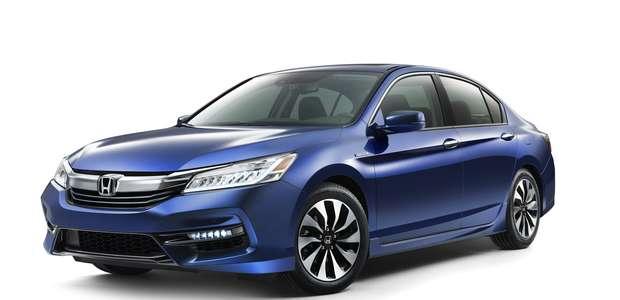 El Honda Accord Hybrid 2017 será muy eficiente en consumo