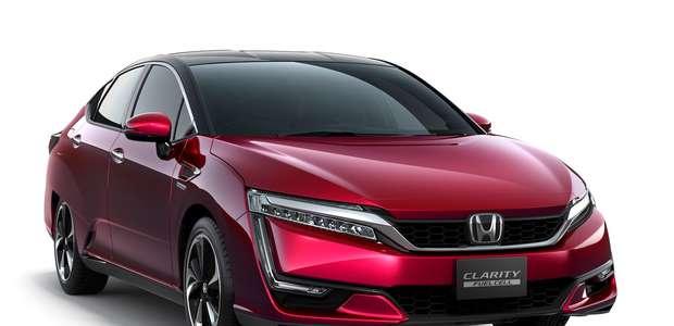 Honda da un paso audaz con la serie Honda Clarity