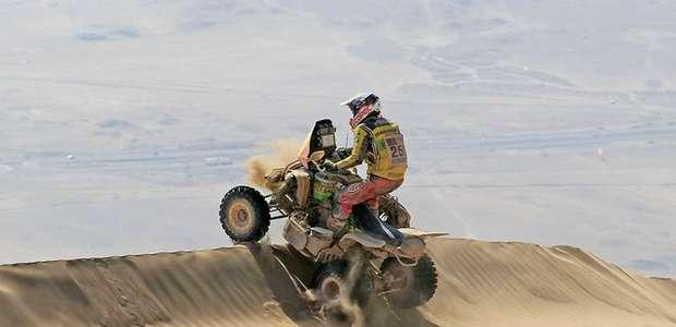 Ignacio Casale se queda con el título en el Rally de Catar