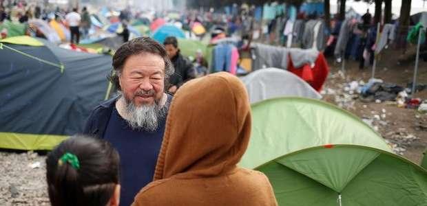 Artista chinês lançará documentário sobre crise de ...