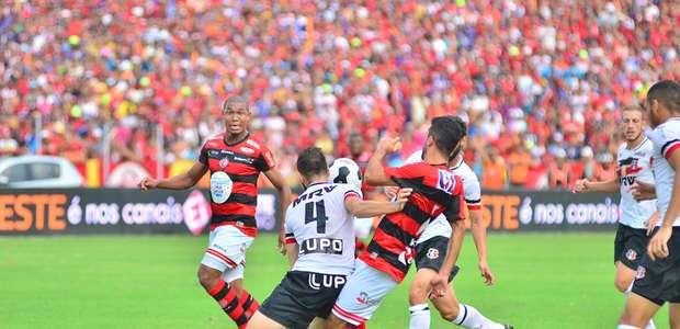 Santa Cruz fica no empate com Campinense e fatura Copa do NE
