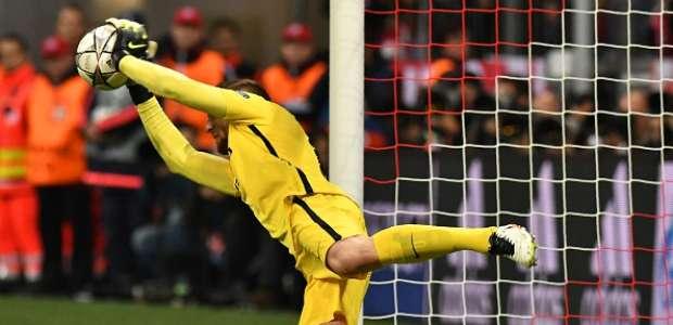 El Atlético sufre contra el Bayern pero ya está en la final