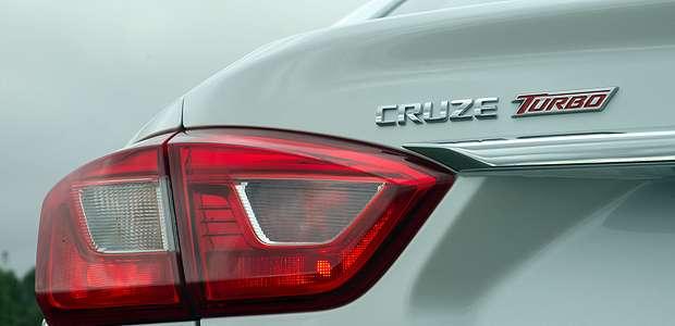 GM: Cruze Turbo vai consumir como compacto popular