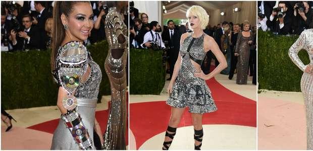 Met Gala: uno a uno, los vestidos que lucieron las estrellas