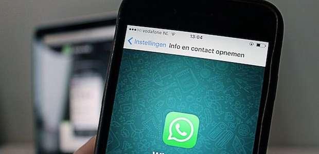 CEO do WhatsApp critica novo bloqueio do aplicativo no ...