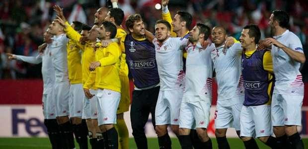 Sevilla clasifica a su quinta final de la Europa League